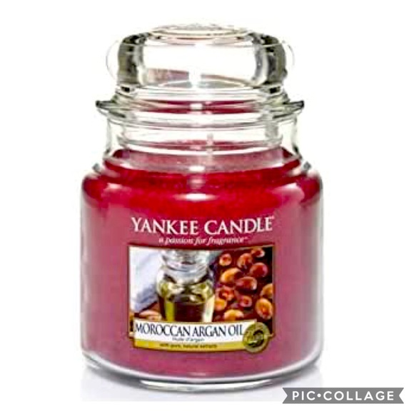 New Yankee Candle in 104grams Moroccan oil